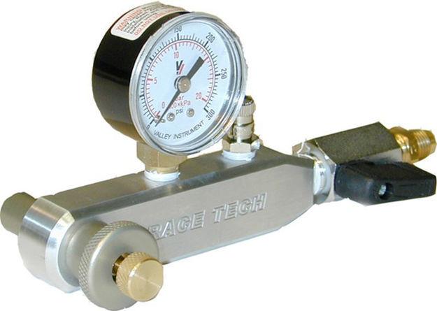 Picture of Gasmanometer TSNG 02 för stötdämpare