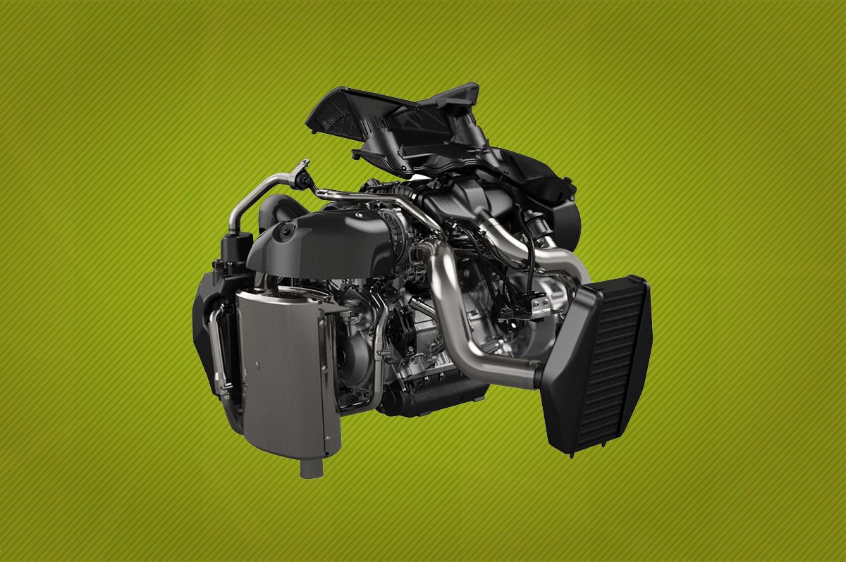 Picture for category Motordelar