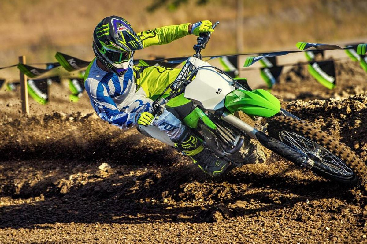 Picture for category Kawasaki (Motocross)