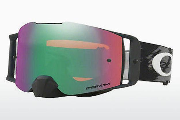 Bild på Oakley Goggles Front Line MX Matte Black Speed w/ Dual Prizm