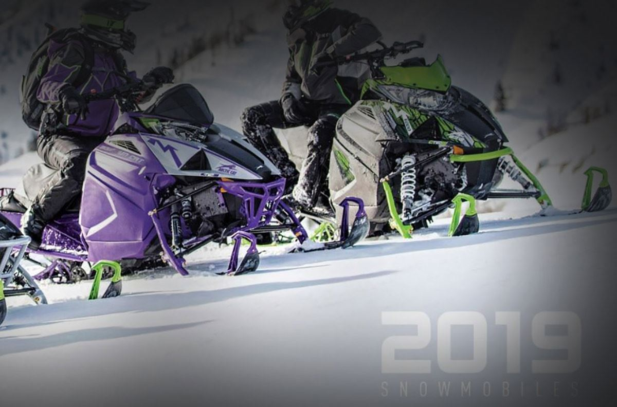 Picture for category Arctic Cat 2019