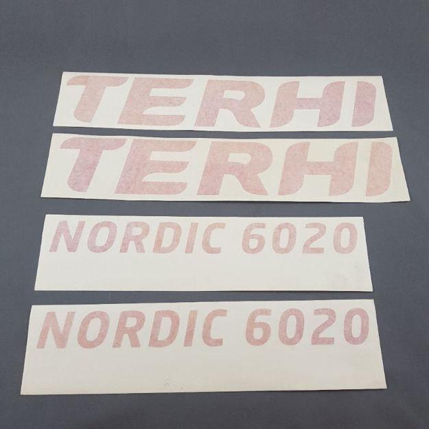 Bild på Dekalset Terhi Nordic 6020