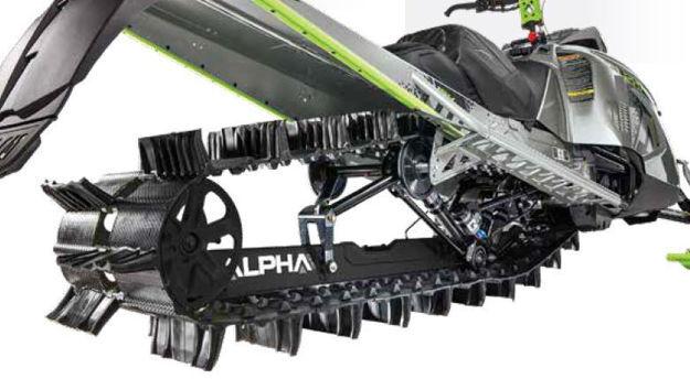 "Bild på Alpha 154"" Conversion Kit"