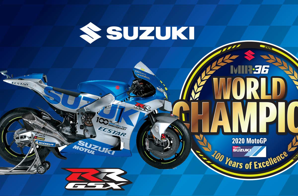 Picture for category Suzuki (Street)